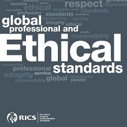 immoorga: Seriosität   RICS Ethik Standards